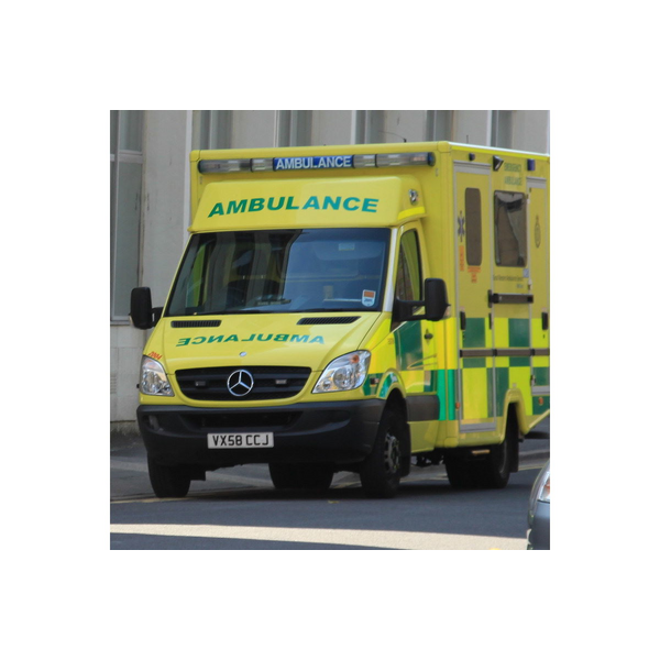 Ambulance wider